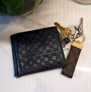 Authentic GUCCI Money clip wallet